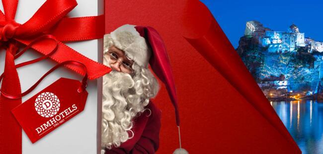 Offerta Tre Notti Natale 2020 Hotel Ischia  Centro in Mezza Pensione