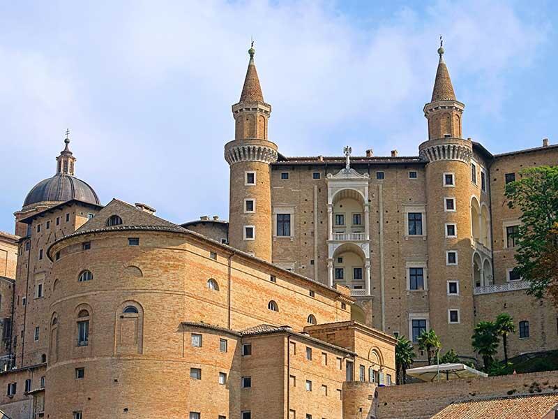 Urbino – il tesoro del Rinascimento