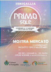 MOSTRA MERCATO PRIMO SOLE