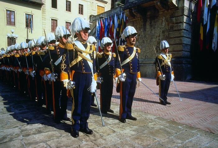 Folklore of San Marino: Anniversary of 25 March