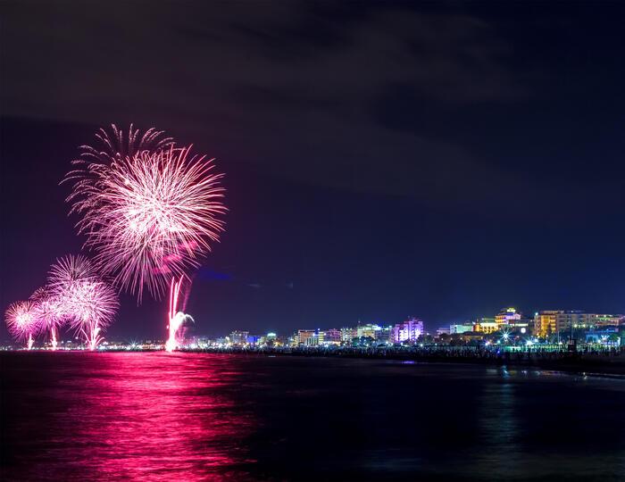 Settimana Notte Rosa della Riviera Adriatica