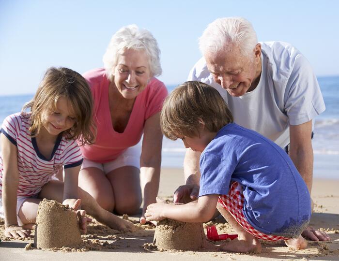 Promozione 14 giorni a giugno: in vacanza con i nonni!