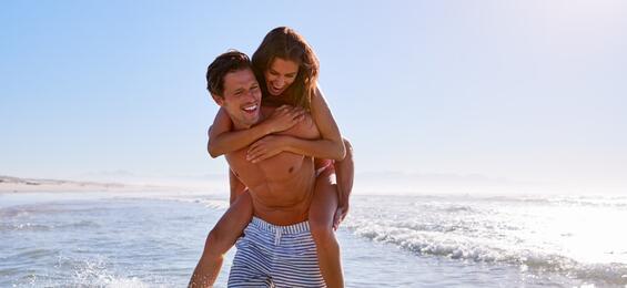Fai felice chi ami: inizio Settembre per vacanze romantiche a Rivazzurra di Rimini