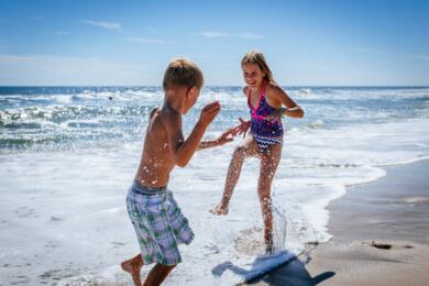 Bimbi gratis in vacanza a Giugno e Luglio!!