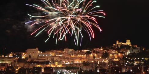 NEW YEAR'S EVE IN THE MOST ANCIENT REPUBLIC OF THE WORLD
