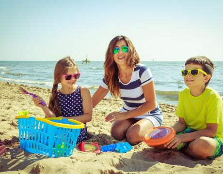Offerta Luglio All Inclusive Rimini in Family Hotel con piscina vicino al mare