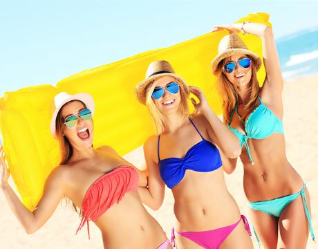 All Inclusive Offer August Rimini in hotel with swimming pool, animation and theme evenings