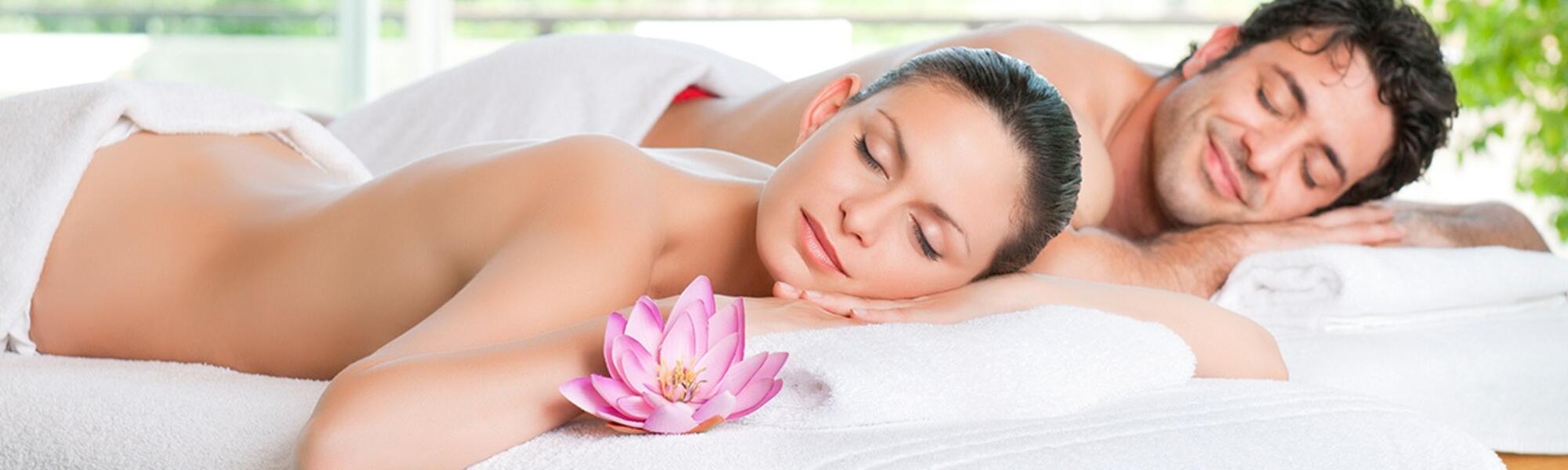 Stai cercando un pacchetto Accesso alla SPA + massaggio?