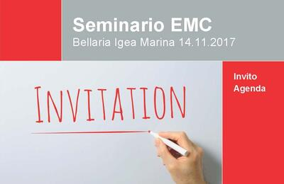 Seminario EMC Basics & Applications