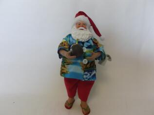 Santa Claus Summer