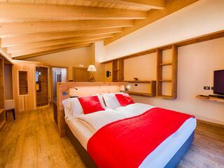 Junior Suite con Sauna ad Infrarossi