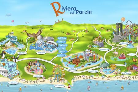 Offerta Pasqua Hotel Rimini: Bambini & Parchi Gratis