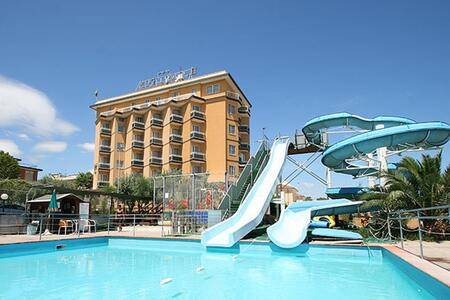 All Inclusive Giugno a Rimini Family Hotel con Ingresso Parco Acquatico in Omaggio