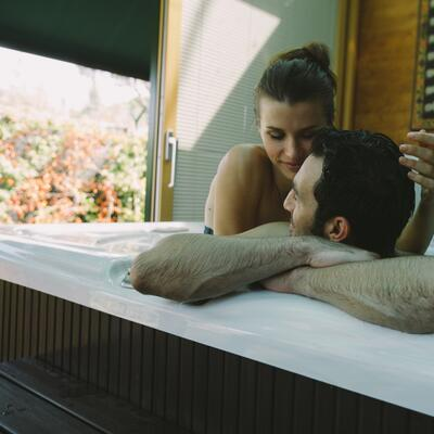 A LUXURY ROMANTIC BREAK