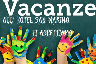 OFFERTA LUGLIO 2018 HOTEL 3 STELLE PER FAMIGLIE A RICCIONE CON PARCO ACQUATICO GRATIS