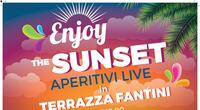 25 Agosto 2018 -  Aperitivo live in terrazza Fantini