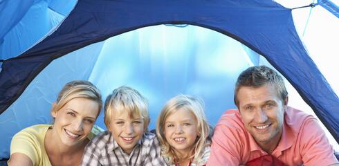 Long holiday offer on a campsite in Cesenatico with seasonal and annual pitch rental