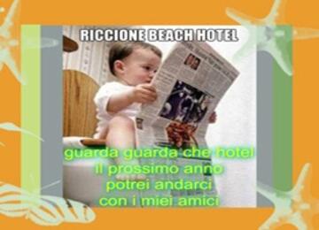 Offerta Fine Luglio/Inizio Agosto Riccione - Speciale Famiglie
