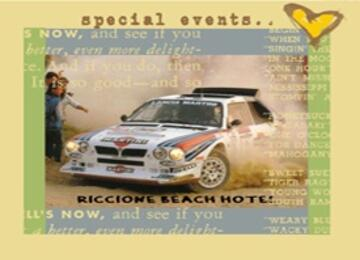Offerta Rally Legend San Marino