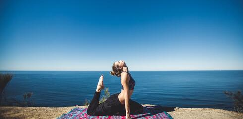 Yoga, Mindfulness all'Isola d'Elba in resort sul mare
