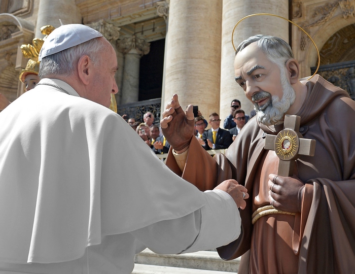 Papa Francesco a San Giovanni Rotondo Offerta Hotel BeB