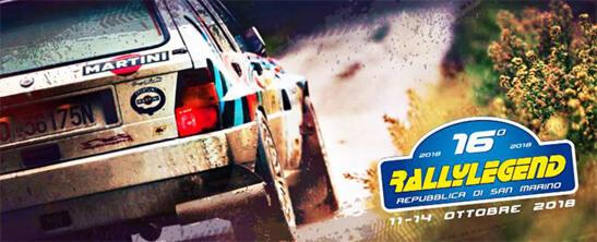 Rally Legend in San Marino
