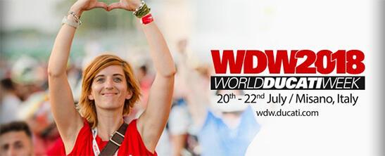 World Ducati Week 2019