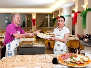 Giorgio prepara la Piadina per voi!