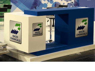 MACRI CHEMICALS EUROPEAN COATING SHOW NORIMBERGA