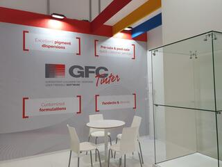 GFC CHIMICA EUROPEAN COATING SHOW NORIMBERGA