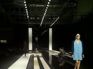 Iceberg Donna Settimana della Moda Milano Febbraio 2013