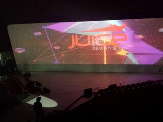 Juice 105 Stadium Rimini Ottobre 2014