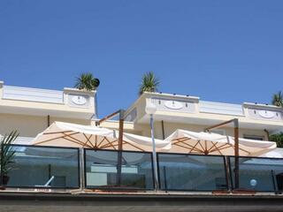 L'hotel completamente restrutturato è un concentrato di stile e di tecnologia.