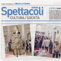 RESTO DEL CARLINO DEL 5-11-13