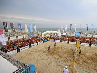 Campionato Italiano Assoluto, U19 e U21 di Beach Volley -Fantini Club Cervia - 16/22 luglio 2018 - 1