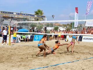 Campionato Italiano Assoluto, U19 e U21 di Beach Volley -Fantini Club Cervia - 16/22 luglio 2018 - 2