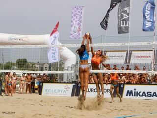 Campionato Italiano Assoluto, U19 e U21 di Beach Volley -Fantini Club Cervia - 16/22 luglio 2018 - 3