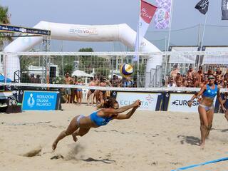 Campionato Italiano Assoluto, U19 e U21 di Beach Volley -Fantini Club Cervia - 16/22 luglio 2018 - 4
