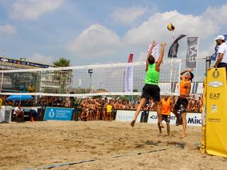 Campionato Italiano Assoluto, U19 e U21 di Beach Volley -Fantini Club Cervia - 16/22 luglio 2018 - 5
