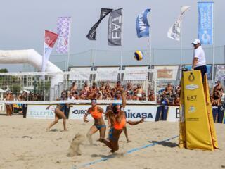 Campionato Italiano Assoluto, U19 e U21 di Beach Volley -Fantini Club Cervia - 16/22 luglio 2018 - 6