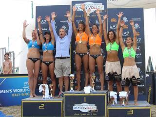 Campionato Italiano Assoluto, U19 e U21 di Beach Volley -Fantini Club Cervia - 16/22 luglio 2018 - 8