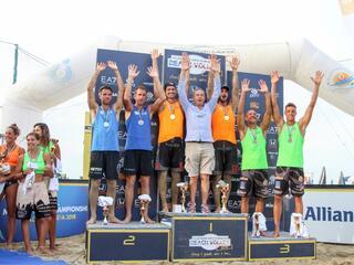 Campionato Italiano Assoluto, U19 e U21 di Beach Volley -Fantini Club Cervia - 16/22 luglio 2018 - 9