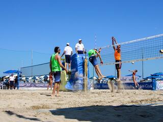 Campionato Italiano Assoluto, U19 e U21 di Beach Volley -Fantini Club Cervia - 16/22 luglio 2018 - 10