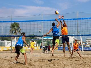Campionato Italiano Assoluto, U19 e U21 di Beach Volley -Fantini Club Cervia - 16/22 luglio 2018 - 11