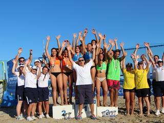 Campionato Italiano Assoluto, U19 e U21 di Beach Volley -Fantini Club Cervia - 16/22 luglio 2018 - 16