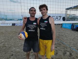5° Beach Volley Revival -Fantini Club Cervia - 21/22 luglio 2018 - 1