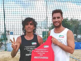 5° Beach Volley Revival -Fantini Club Cervia - 21/22 luglio 2018 - 8