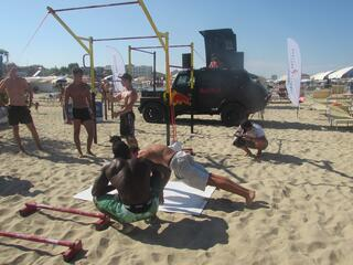 Calisthenics Beach Work Out - Fantini Club Cervia - 4-5 agosto 2018 - 04