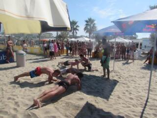 Calisthenics Beach Work Out - Fantini Club Cervia - 4-5 agosto 2018 - 06