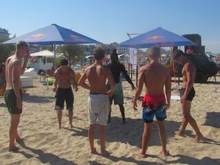 Calisthenics Beach Work Out - Fantini Club Cervia - 4-5 agosto 2018 - 07